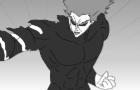 Garou vs Darkshine Fight
