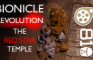 [810NICLE Day] The Red Star Temple | BIONICLE: REVOLUTION