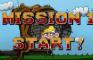 MISSION ONE START!