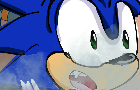 Sonic Takes a Shower