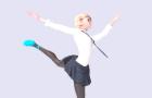 Gwen Stacy Ballet