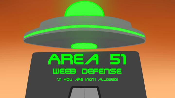Area 51 Weeb Defense 1.11