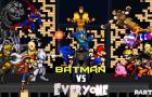 Batman vs Everyone Part 2!