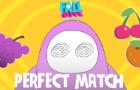 Fall Guys: Basically Perfect match