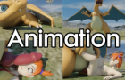 Misty Meets Charizard Animation