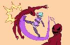 sycend fighting( soundwork by Hatena 360)