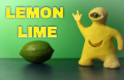 For the Love of Lemons and Limes | Stop Motion Claymation