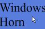 Windows Horn