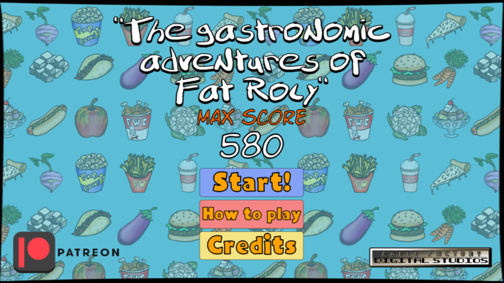 The Gastronomic Adventures of Fat Roly