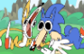 Sonic is a wild animal