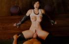 7th Heaven's New Bartender - Final Fantasy