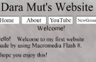 Dara Mut's Website (not really)