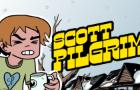 SCOTT PILGRIM VS THE COMIC ADAPTION ANIMATION