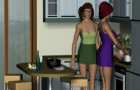 Mom's New Boyfriend Chapter 1
