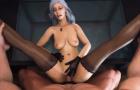 Felicia's More Vigorous Partner - Marvel