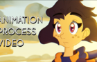 Pai Flyin - Animation Process