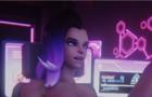 Sombra masturbating