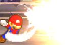 (sprite animation) Mario vs. Mecha Mario Team
