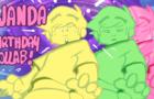 Wanda Birthday Collab