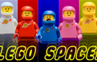 LEGO SPACE! A Stop motion movie | Chapter 2 Hear No Evil