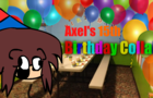 Axel's 15th Birthday Collab