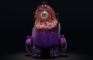 The Purple Impostor - Transformation Short
