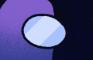 Purple Impostor: Among Us Short