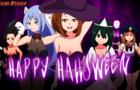 Happy Halloween! 🍭 My Hero Academia 👻 Animación 🎃
