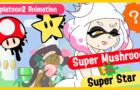 Splatoon2 Animation - Super Mushroom vs. Super Star -