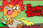 FUNKY TOONS: BYE PIE