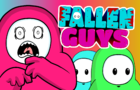 FALLEN GUYS - (Fall Guys Animation - What Actually Happens When You Die)