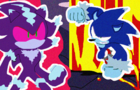 Sonic Papercraft Adventures: Halloween Fright Fight