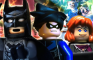 Lego Batman Rises