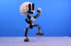 Henry Stickmin Distraction Dance in LEGO
