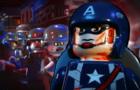 Lego Captain America 3: Nazi Zombies 🧟🇺🇸