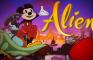 Alien Disney Remake Animation