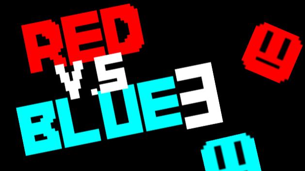 Red v.s Blue 3