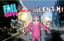 Fall guys but its silent hill