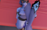 Widowmaker is good in ALL positions