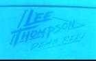 Lee Thompson - Demo reel 2020