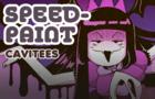October Speedpaint: Vampire Bubblegum