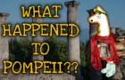 THE STORY OF POMPEII: LLAMA SOCKS HISTORY (funny)