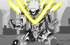Drive Knight Vs Nyan