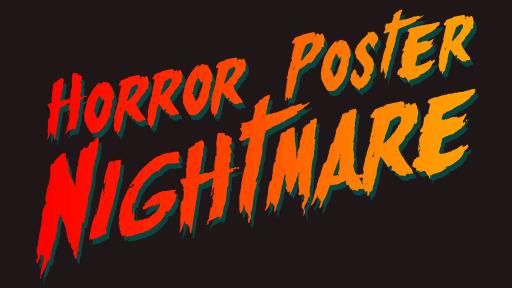 Horror Poster Nightmare
