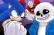 Sonic Meets Sans & Papyrus