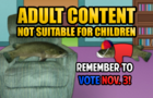 The Wish Fish Family Voting Ad
