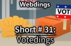 Webdings (Short #31) - Votedings