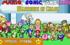 Mario, Sonic, & Kirby: Warriors of Chaos OP
