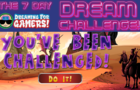 7-Day Dreaming for Gamers Dream Challenge!