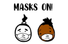 MASKS OFF MASKS ON SONG